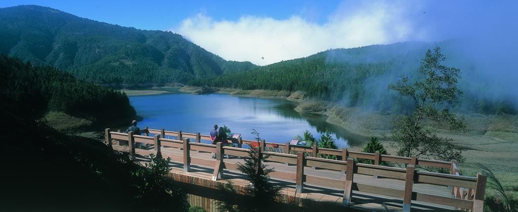 太平山 翠峰湖畔觀景台