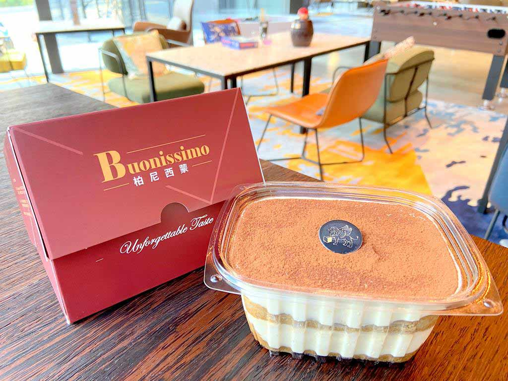 Buonissimo柏尼西蒙甜點工坊