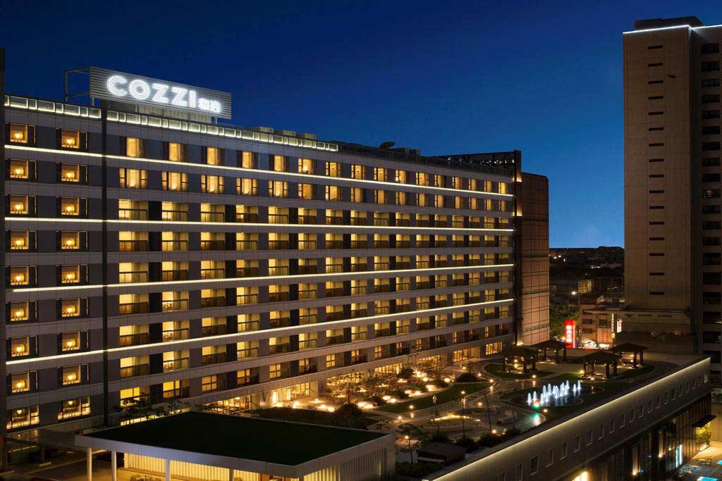 Cozzi和逸飯店-台南西門館