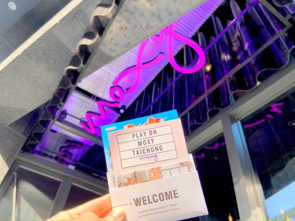 key card-of-moxy-taichung