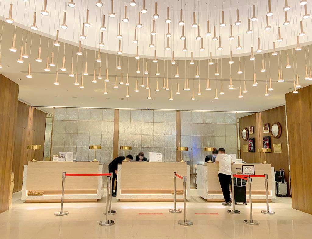 lobby-of-Sheraton-Taoyuan-Hotel