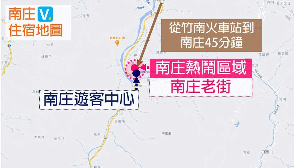 miaoli-nanzhuang-hotels-area