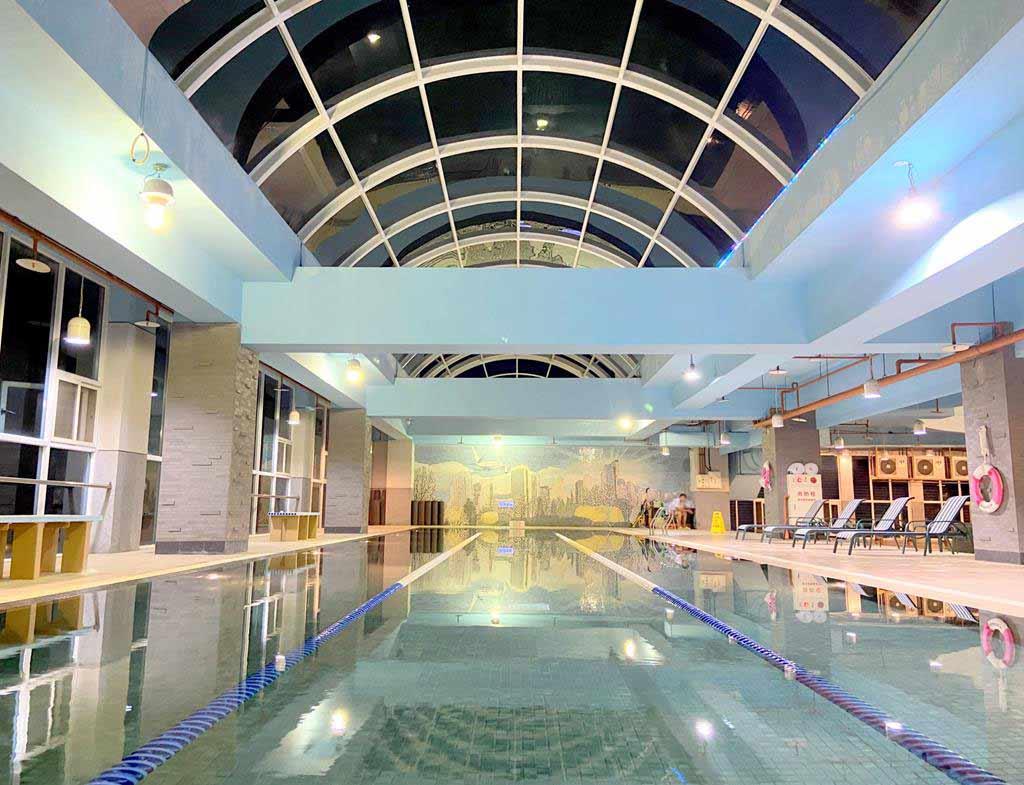 swimming-pool-of-Sheraton-Taoyuan-Hotel
