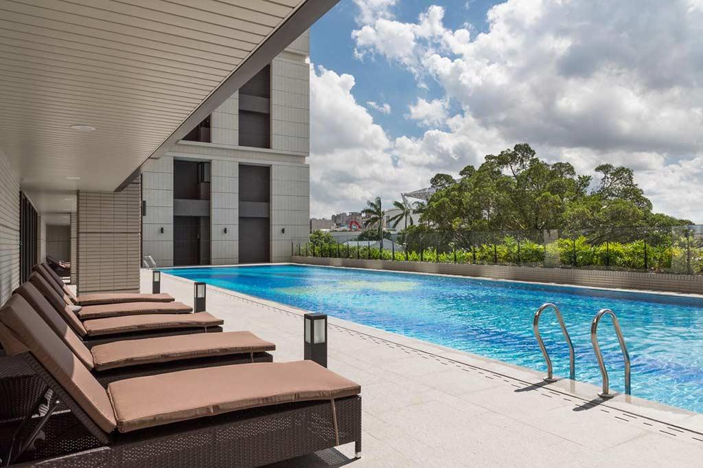 台南-泳池-住宿