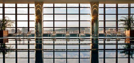 新竹泳池飯店