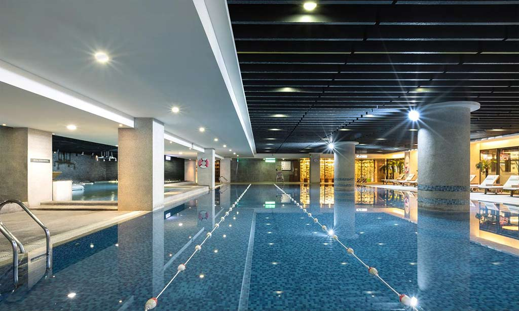 新竹-泳池飯店