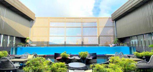 高雄泳池飯店