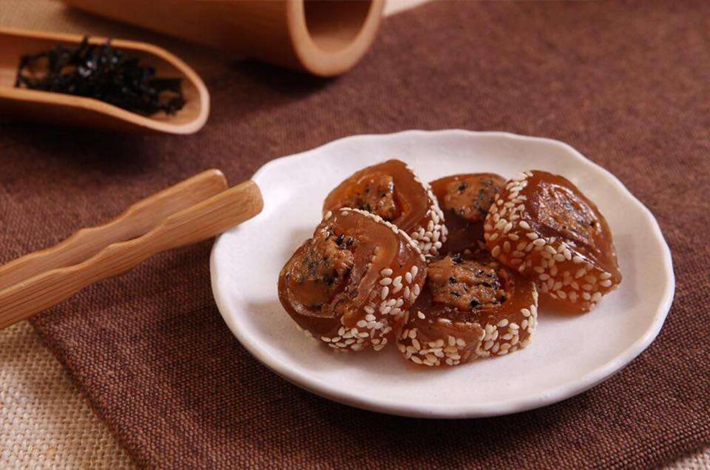 聖祖食品豬腳貢糖