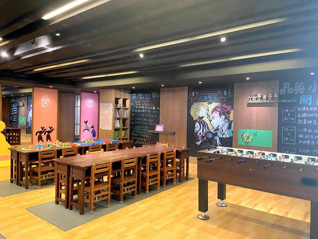 game-room-of-Silks-Place-Tainan