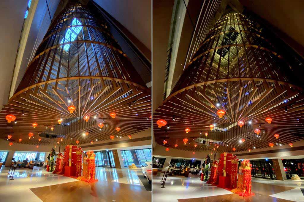 lobby-of-crowne-plaza-tainan