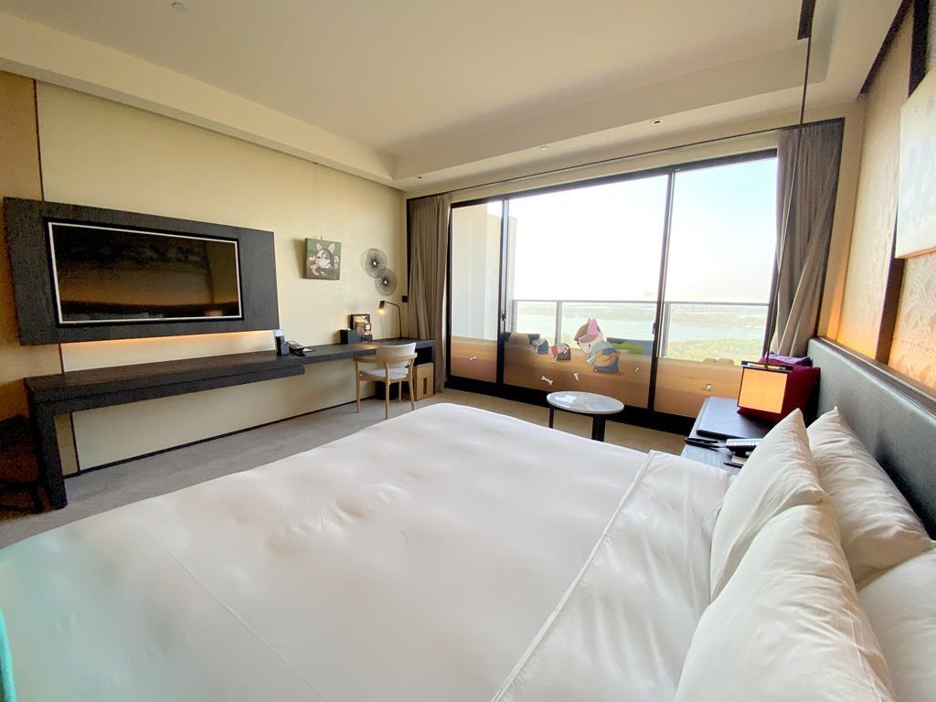 room of crowne plaza tainan