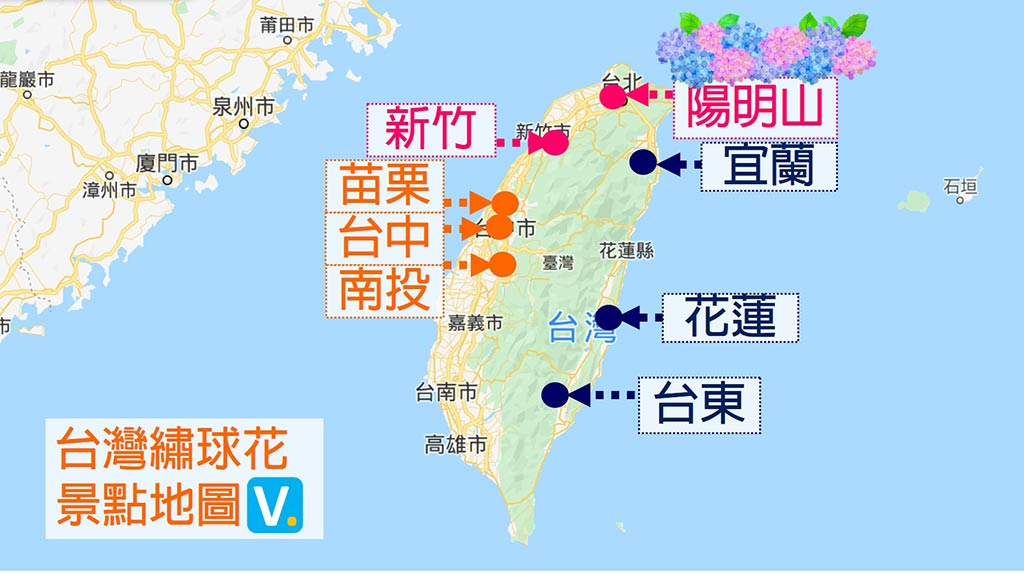 taiwan-hydrangeas-map