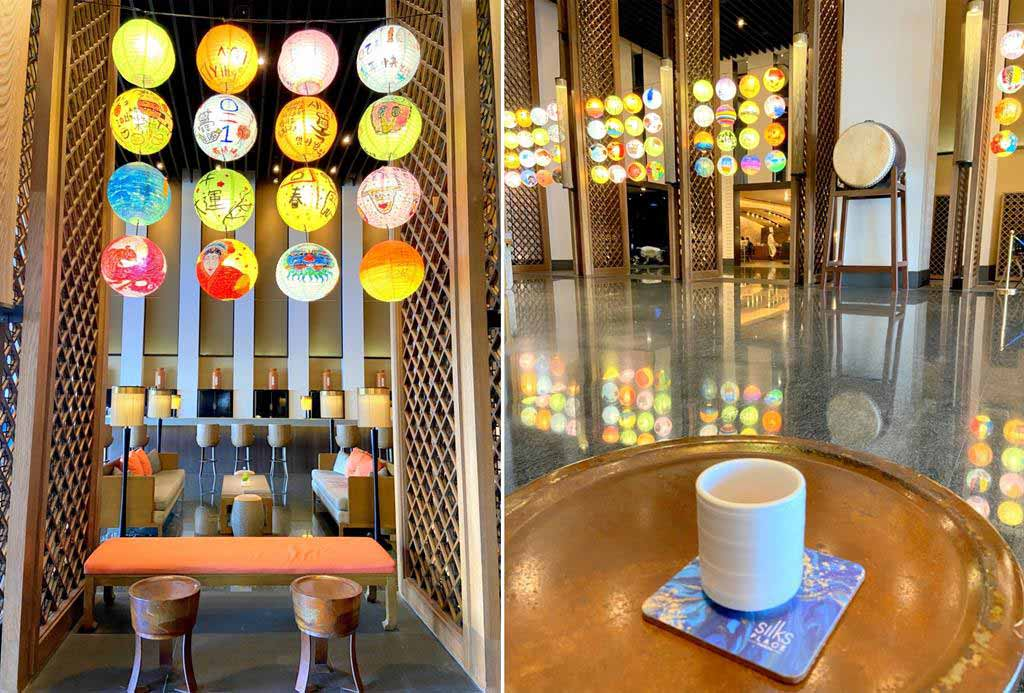 welcome-tea-of-Silks-Place-Tainan