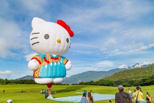 台東-熱氣球