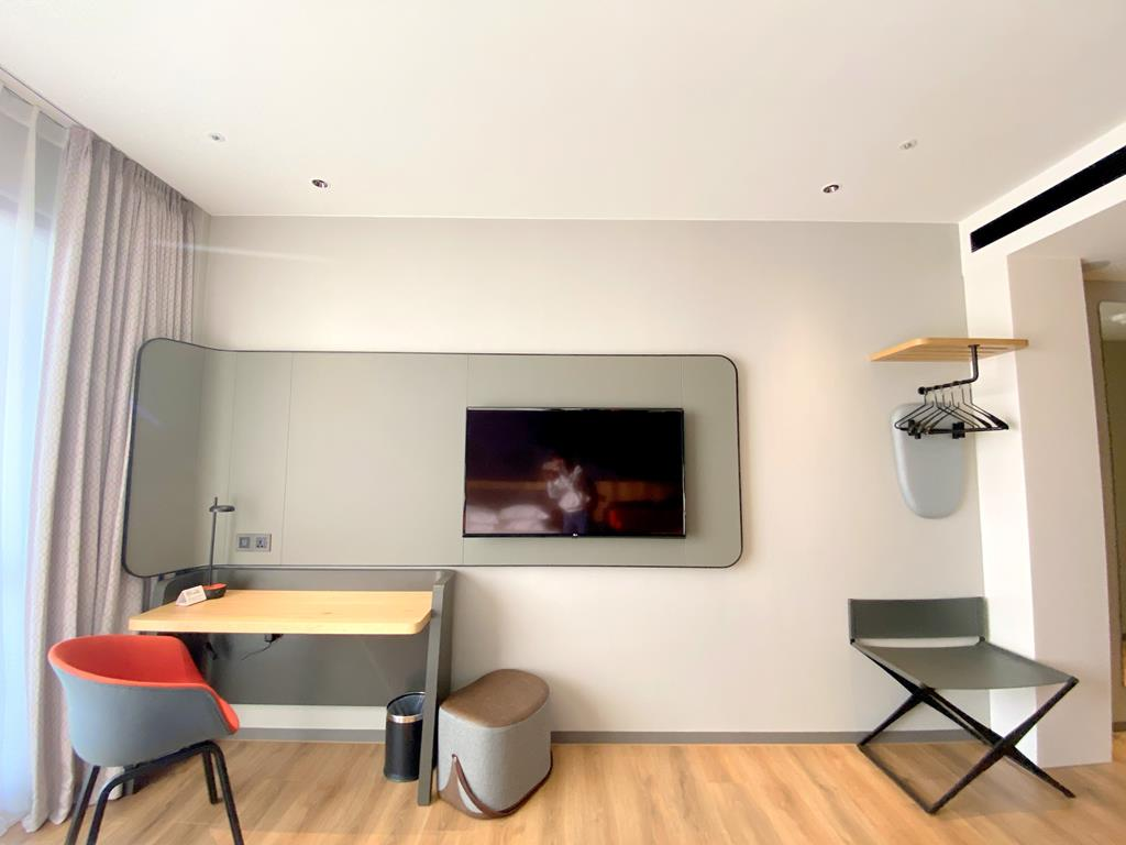 Room of holiday Inn Express Chiayi