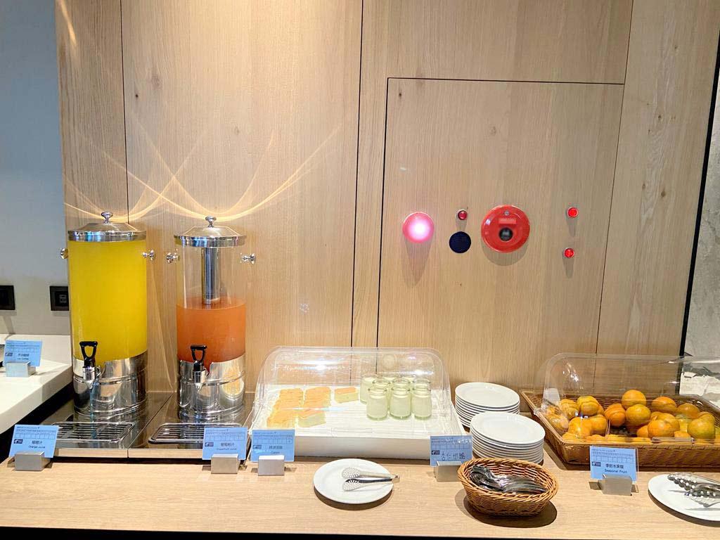breakfast-of-holiday-Inn-Express-Chiayi