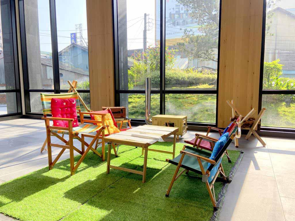 facilities-of-holiday-Inn-Express-Chiayi