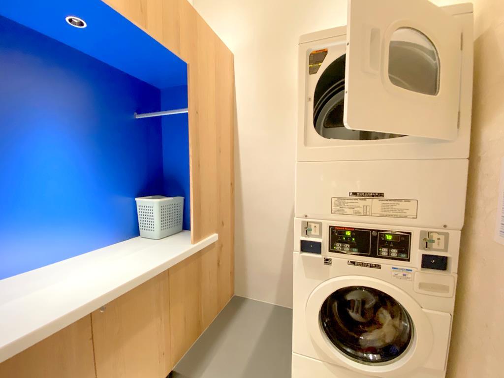 laundry of holiday Inn Express Chiayi