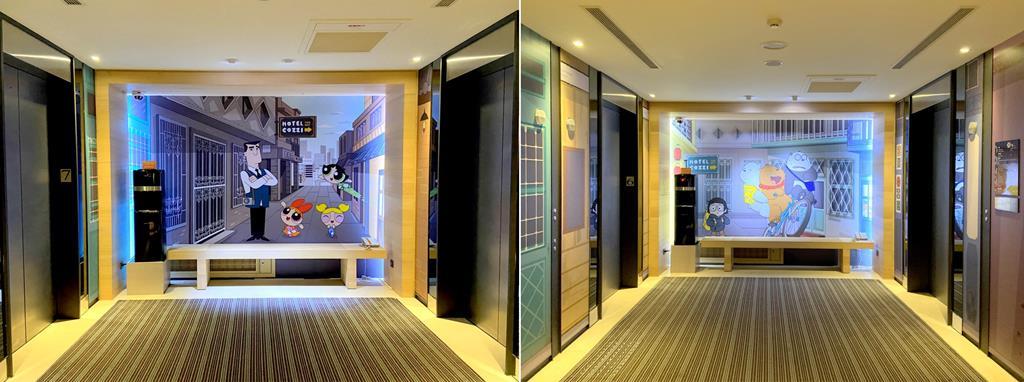 Room of HOTEL COZZI Ximen Tainan