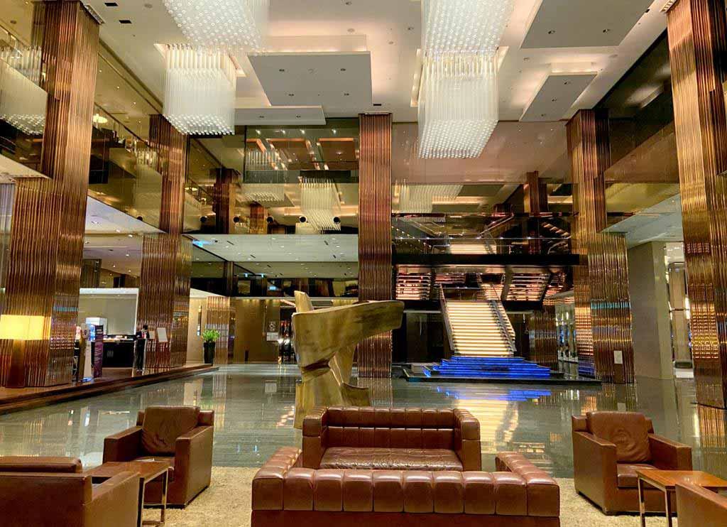 lobby-of-Sheraton-Hsinchu-Hotel