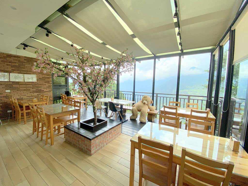lobby of cloud villa