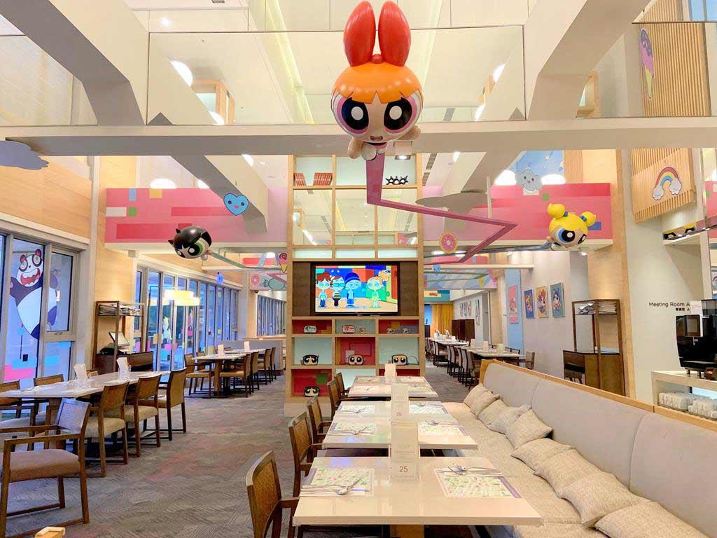 restaurant-of-HOTEL-COZZI-Ximen-Tainan