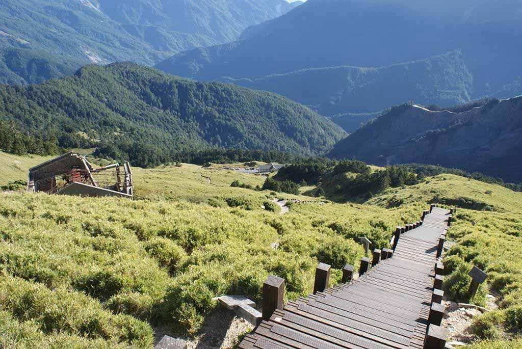 合歡東峰步道