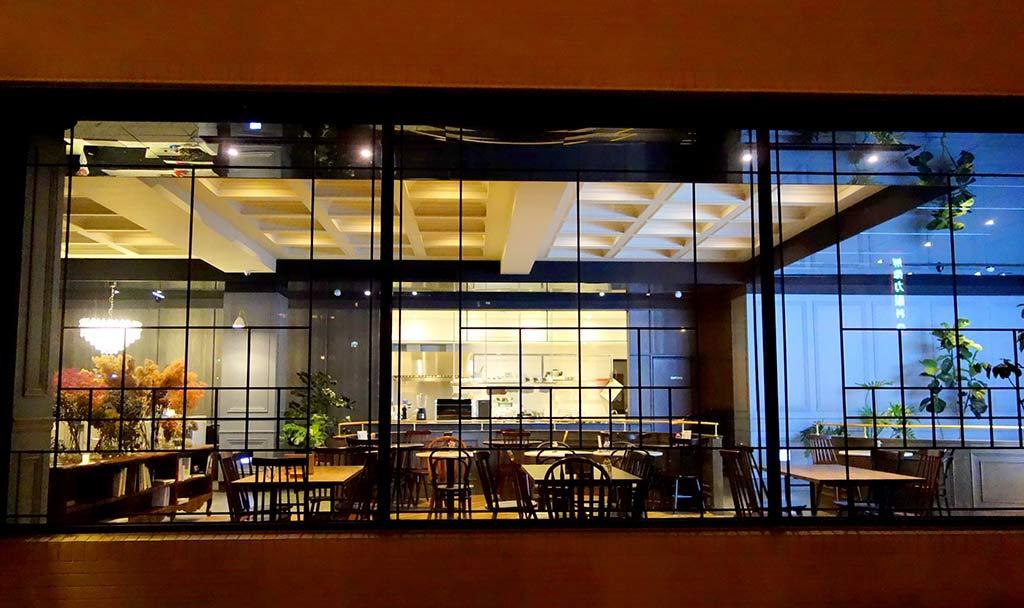 restaurant of Hotel-de-L'eau