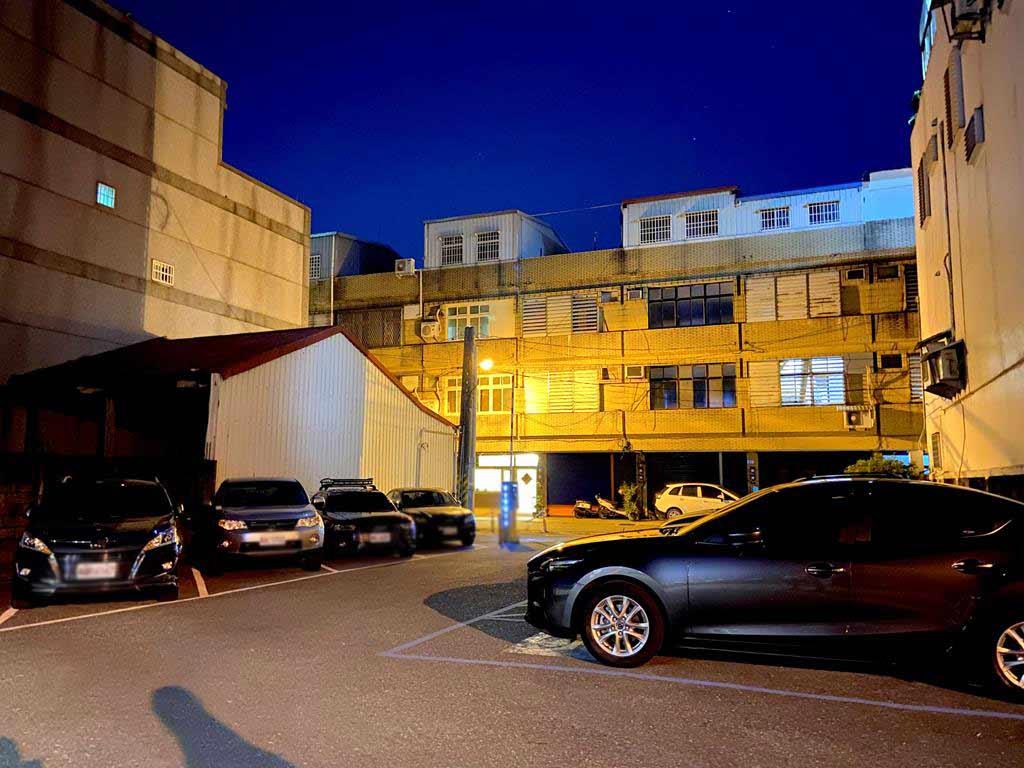 parking-of-park-city-hotel-hualien