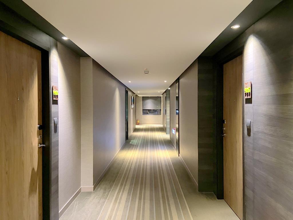 room of park city hotel hualien