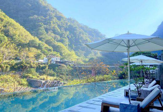 swimming-pool of Onsen Papawaqa