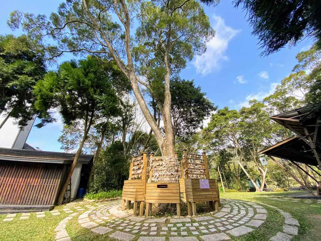 新竹薰衣草森林-許願樹