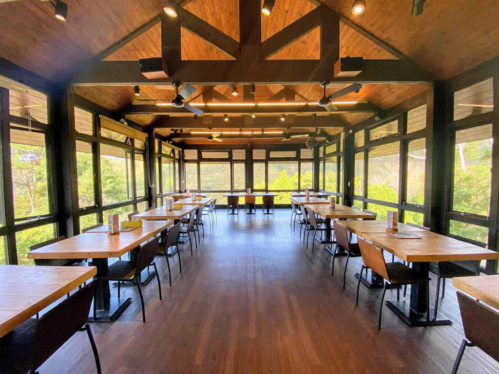 新竹薰衣草森林-餐廳