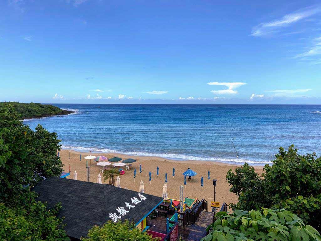 beach Caesar Park Hotel Kenting