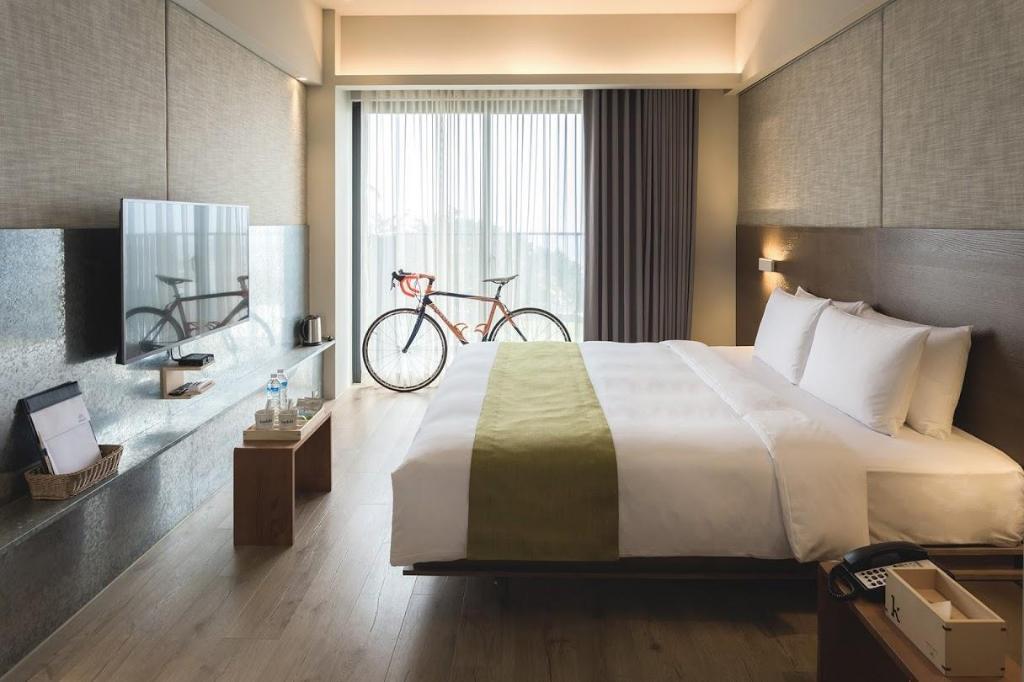 bike friendly hotels
