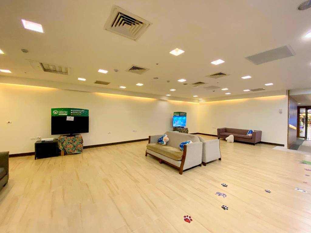 game room of Caesar Park Hotel Kenting