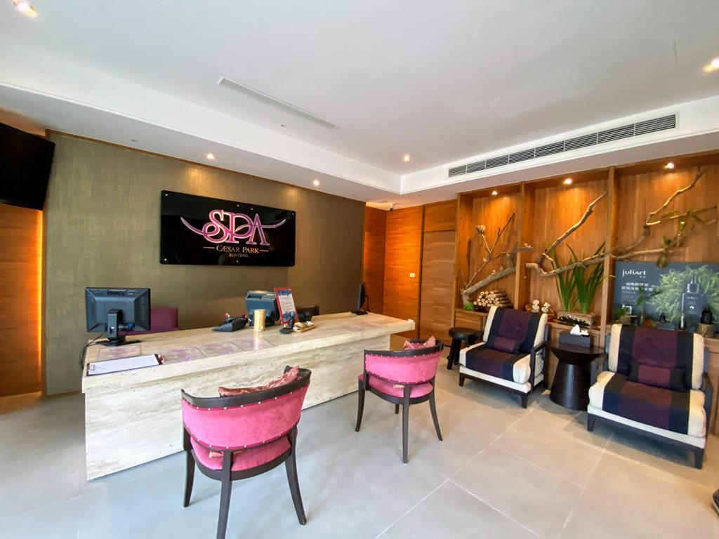 spa of Caesar Park Hotel Kenting