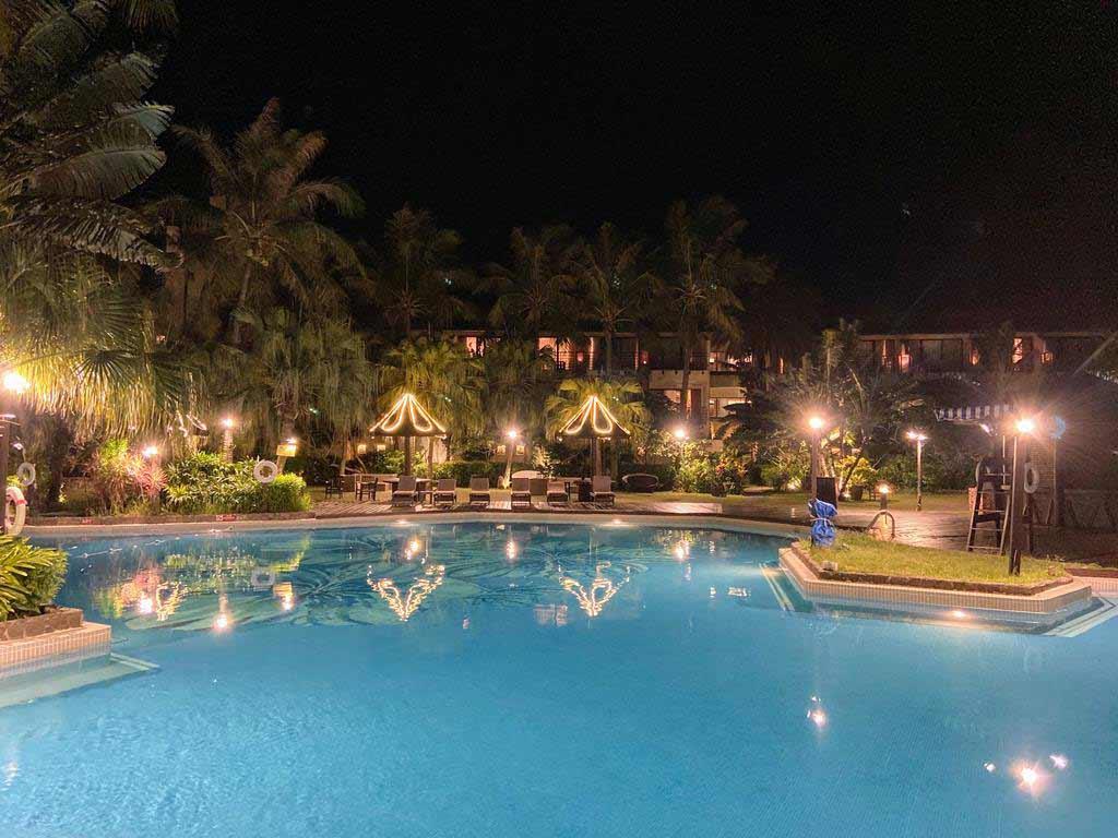 Caesar Park Hotel Kenting facility