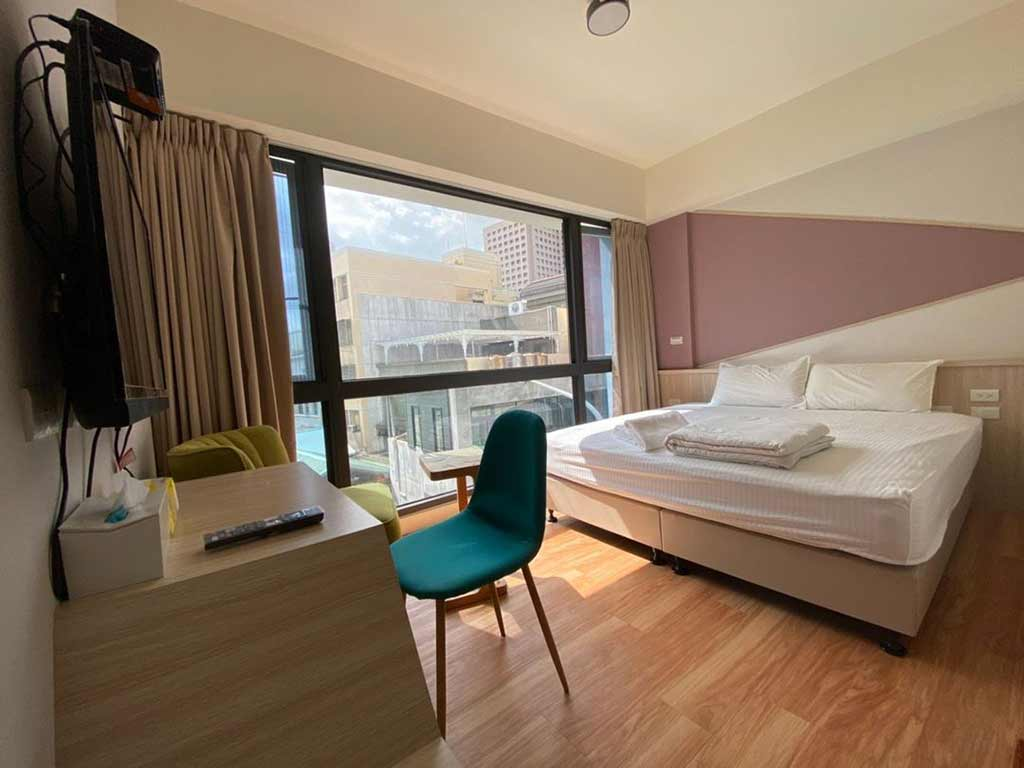 台南中西區B旅館