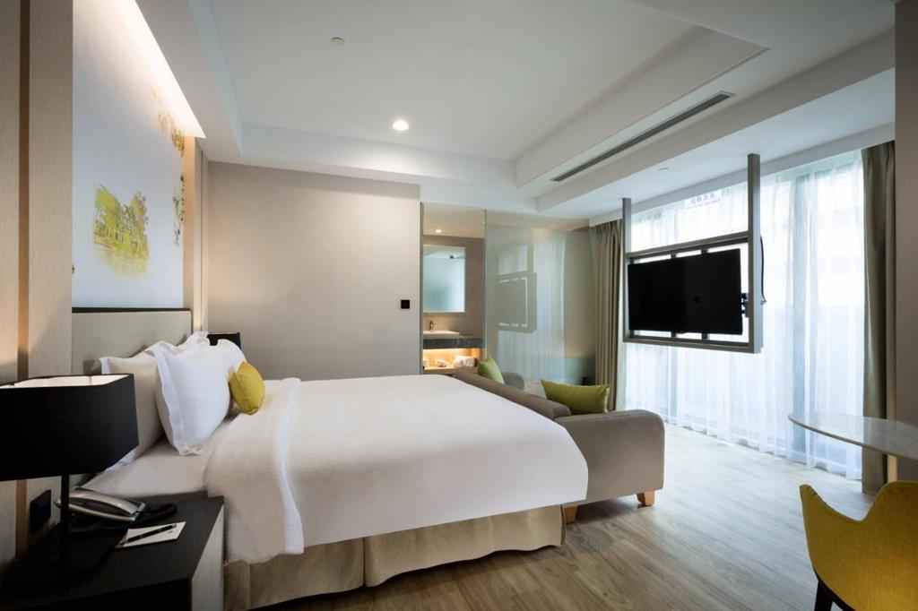 台南-防疫旅館