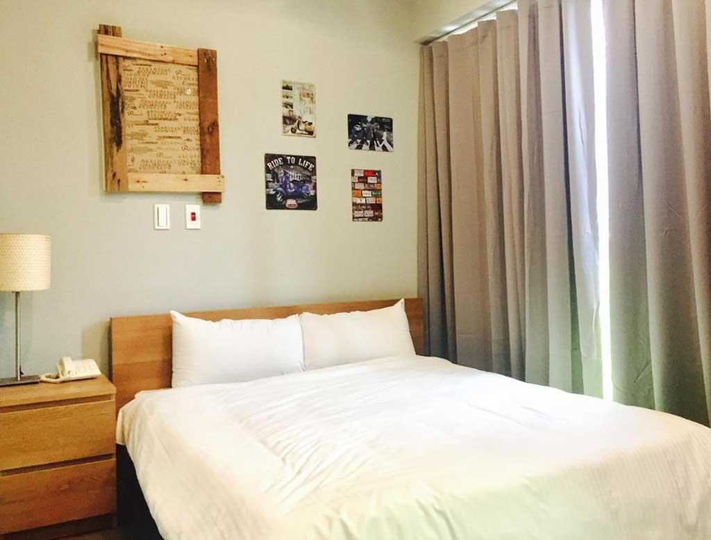 新北三峽A旅館