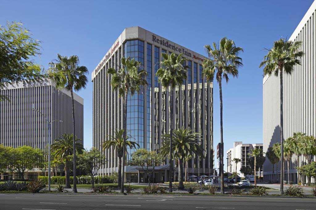 洛杉磯國際機場世紀大道萬豪酒店