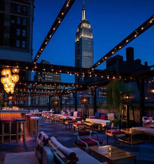 紐約-酒店