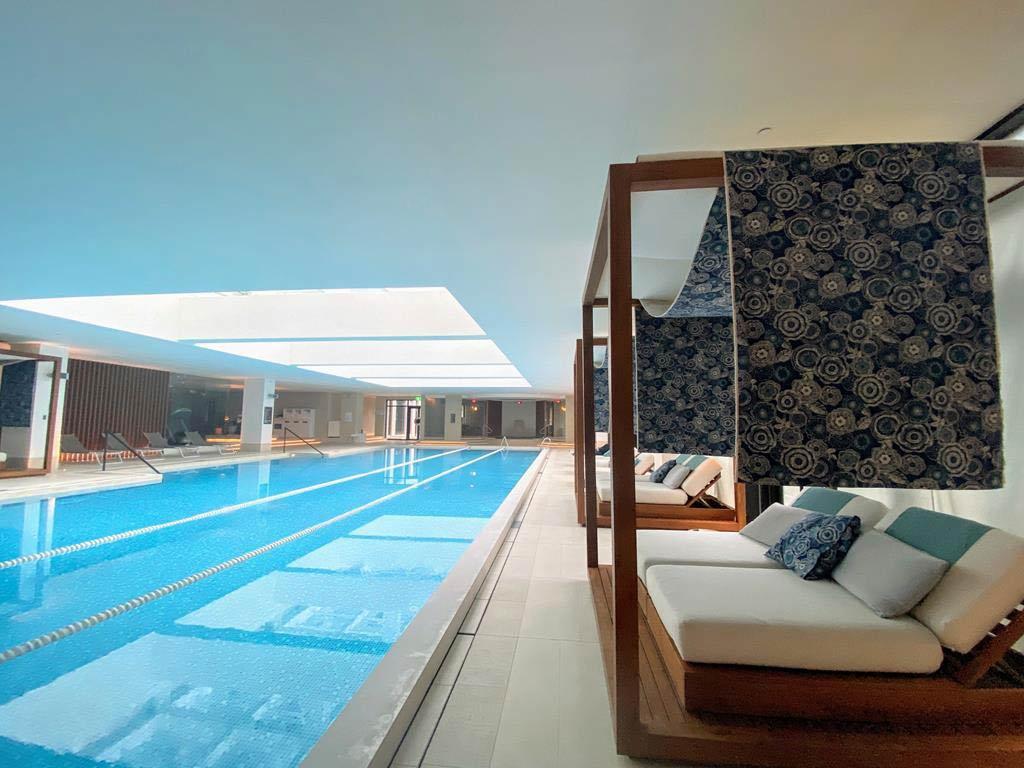 室內泳池 大溪威斯汀