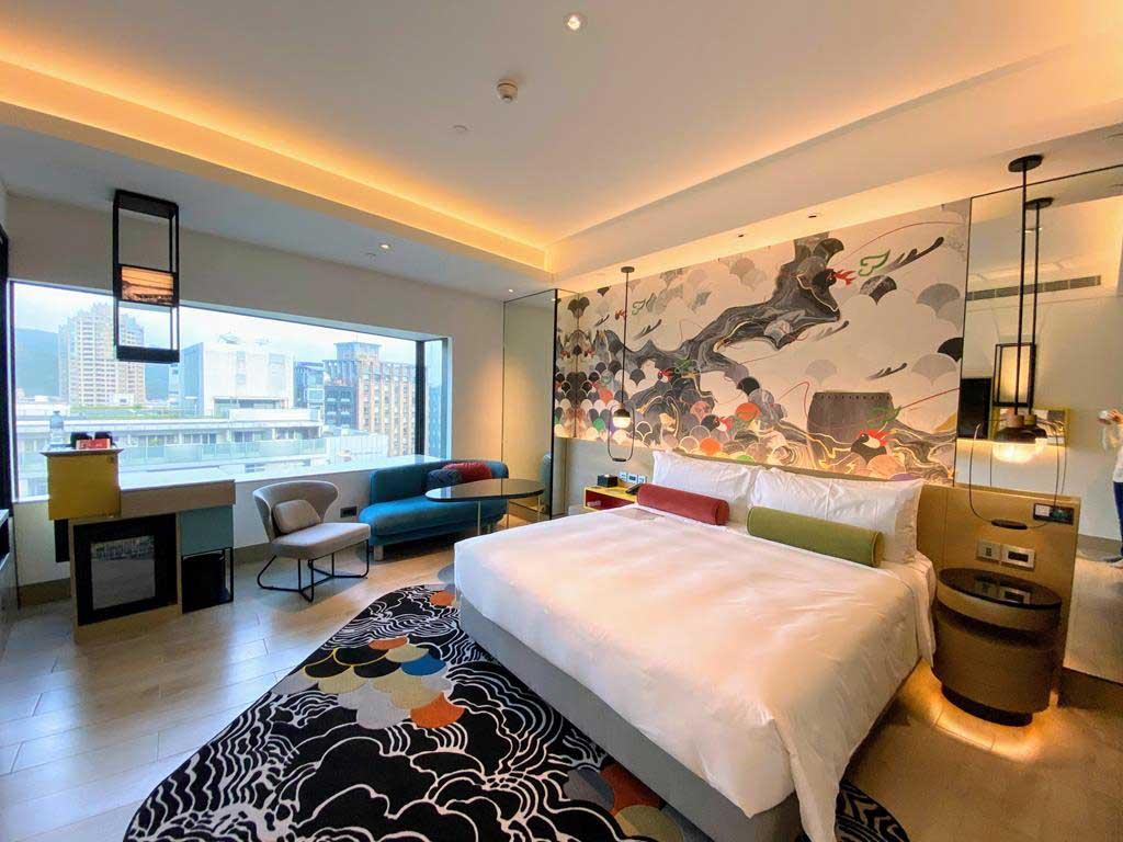 台北英迪格酒店
