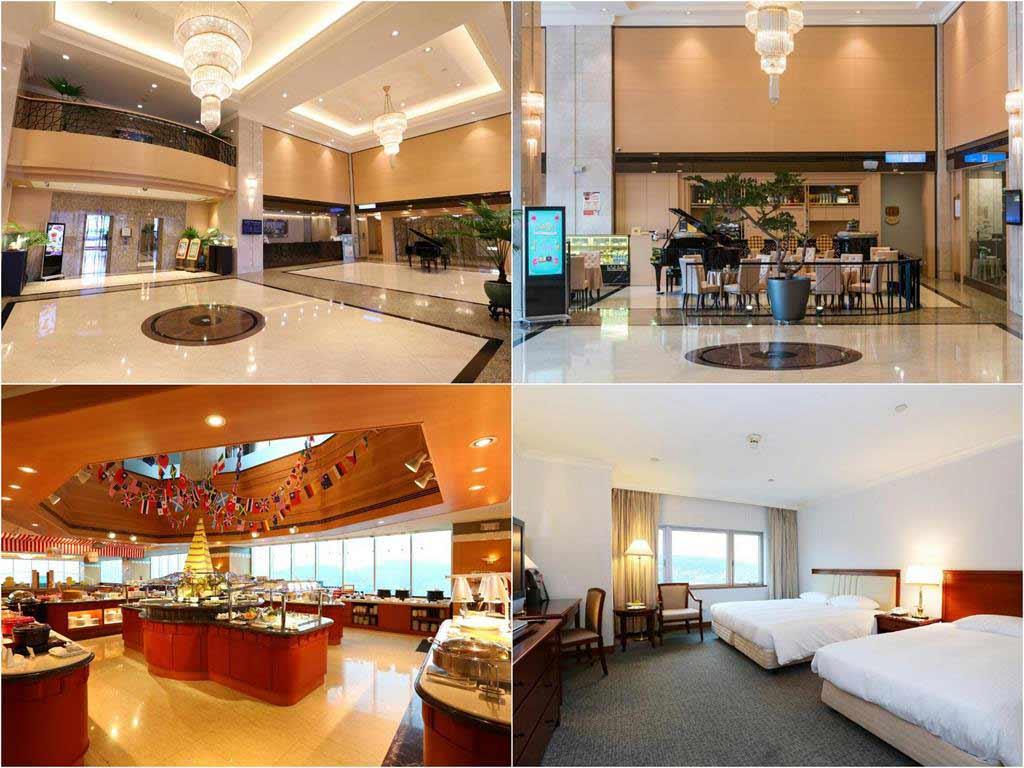 基隆長榮桂冠酒店
