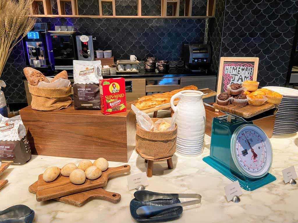 breakfast-of-hotel-indigo-taipei
