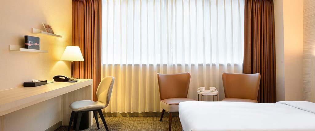 台北凱撒大飯店 防疫旅館