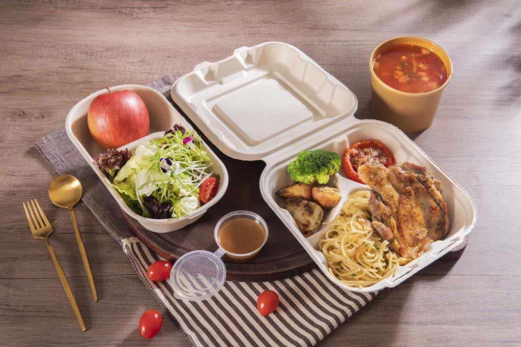 台北凱撒大飯店 防疫旅館 餐食