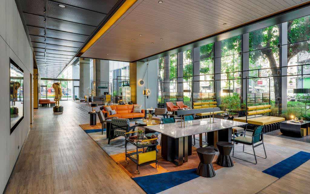 台北新飯店